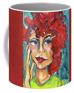 I Think I Am Coffee Mug