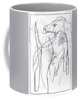 I Was Born In A Mine 10 Coffee Mug