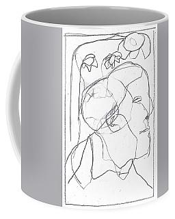 I Was Born In A Mine 11 Coffee Mug