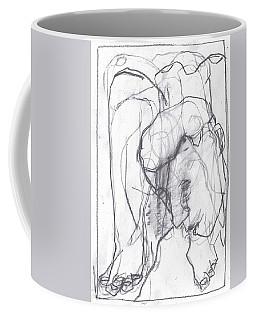 I Was Born In A Mine 12 Coffee Mug