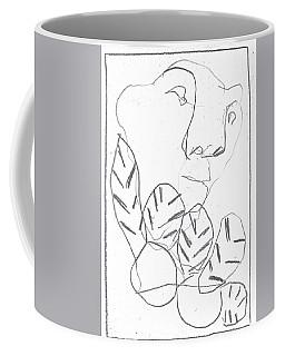 I Was Born In A Mine 2 Coffee Mug