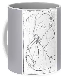 I Was Born In A Mine 4 Coffee Mug