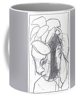 I Was Born In A Mine 8 Coffee Mug