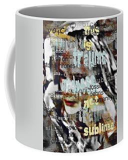 Mistaken Identity-i Will Be Silent No More Coffee Mug