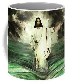 I Am Will Calm Your Sea Coffee Mug
