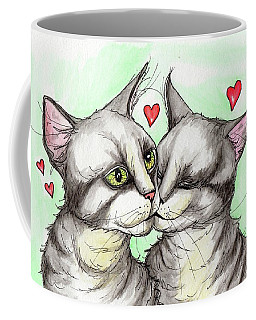 I Will Love You Forever Coffee Mug