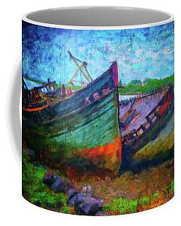 I Will Never Leave You Coffee Mug