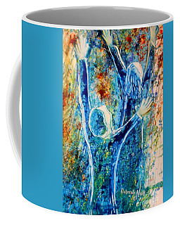 I Will Praise You In The Storm Coffee Mug
