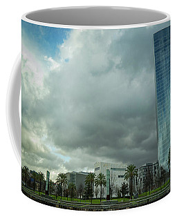 Iberdrola Tower Bilbao Spain Coffee Mug