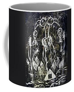 Ibis Fish And Water   A Trinity Coffee Mug