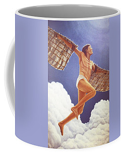 Icarus Ascending Coffee Mug