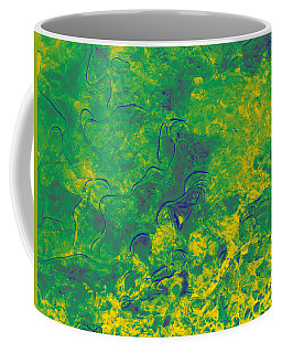 Ice #3 Coffee Mug