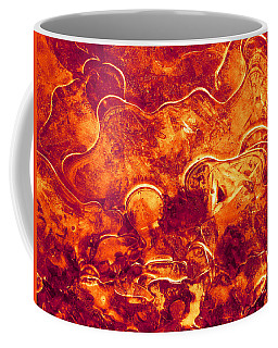 Ice #4 Coffee Mug