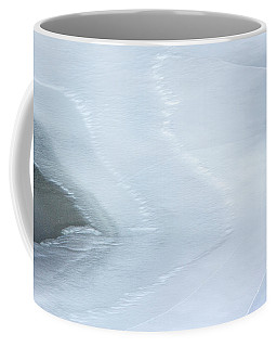 Ice Abstract 3 Coffee Mug
