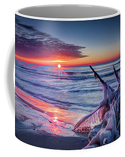 Ice Age Sunrise 1 Coffee Mug