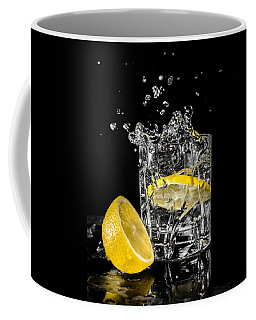 Coffee Mug featuring the photograph Ice And A Slice by Nick Bywater