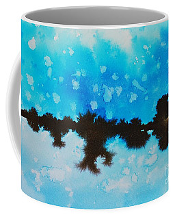 Ice And Snow Coffee Mug