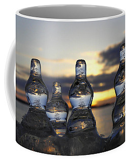 Coffee Mug featuring the photograph Ice And Water 3 by Sami Tiainen