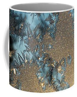 Ice Art  Coffee Mug by Tamara Sushko