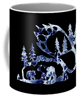 Ice Bears 1 Coffee Mug