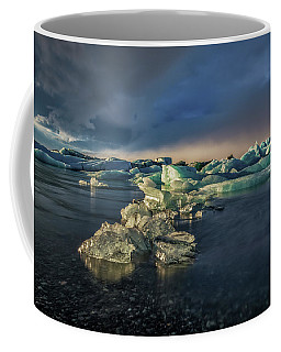 Ice Chunks Coffee Mug