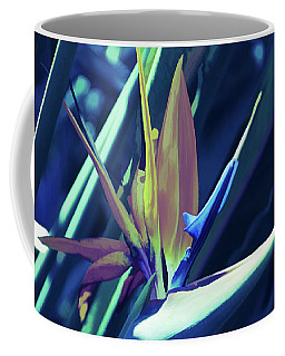 Coffee Mug featuring the photograph Ice Cold Bird Of Paradise by Aimee L Maher Photography and Art Visit ALMGallerydotcom