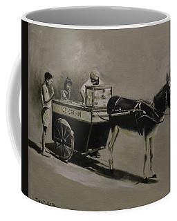 Ice Cream Man. Coffee Mug