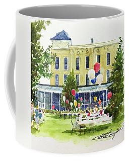 Ice Cream Social And Strawberry Festival, Lakeside, Oh Coffee Mug