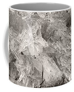 Ice Crystals Coffee Mug