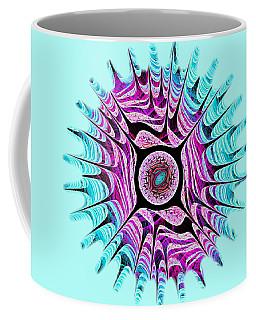 Ice Dragon Eye Coffee Mug