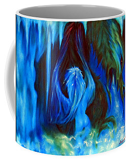 Dance Of The Winged Being Coffee Mug