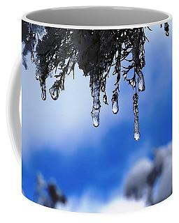 Ice Drops Coffee Mug