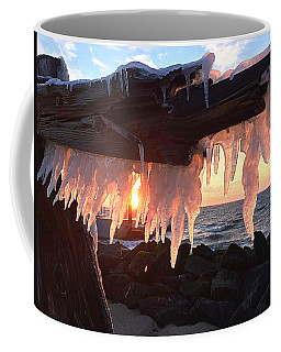Ice Fangs Coffee Mug