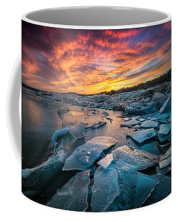 Ice Floe Coffee Mug