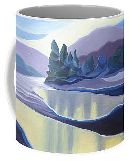 Ice Floes Coffee Mug