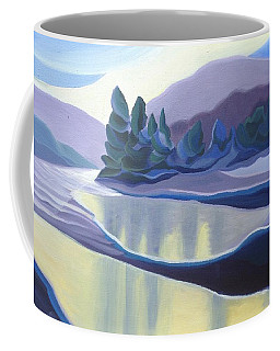 Ice Floes Coffee Mug