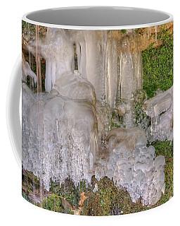 Ice Formations Coffee Mug