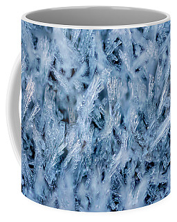 Ice Grass Growing Coffee Mug