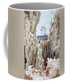 Ice Lighthouse Coffee Mug