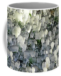 Ice On The Lawn Coffee Mug