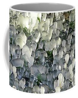 Ice On The Lawn Coffee Mug