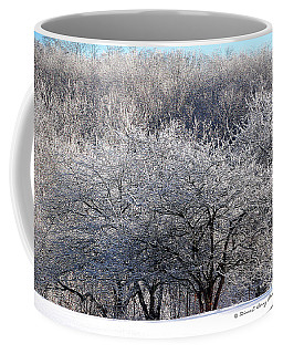 Ice Orchard Coffee Mug by Diane E Berry