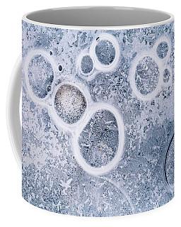 Ice Pattern Five Coffee Mug