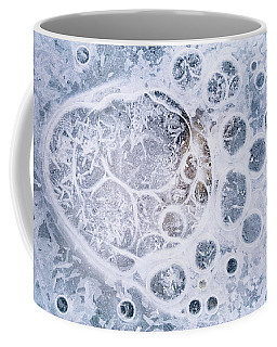 Ice Pattern One Coffee Mug