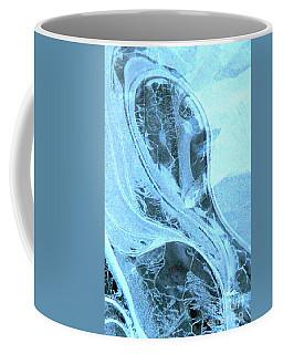 Ice Patterns Coffee Mug