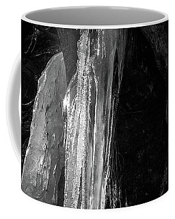 Icicle Of The Forest Coffee Mug