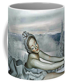 Ice Princess Coffee Mug