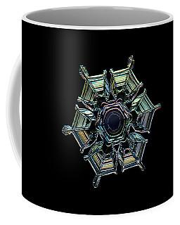 Ice Relief, Black Version Coffee Mug