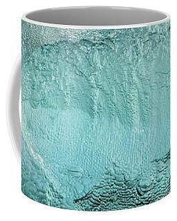 Ice Texture Panorama Coffee Mug