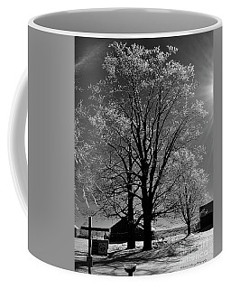 Ice Tree Coffee Mug by Diane E Berry